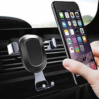 Universale-Handyhalter-Auto-ikalula-Handyhalterung-Auto-360-Grad-KFZ-Handy-Halterung-Einstellbare-Lftungsschlitz-Handy-Halter-Auto-fr-iPhone-X876-Galaxy-S8S7-LG-Huawei-und-Andere-Smartphone