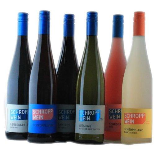 Weingut-Martin-Schropp-Rot-Wei-prickelnd-und-mild-6-x-075-l-VERSANDKOSTENFREI