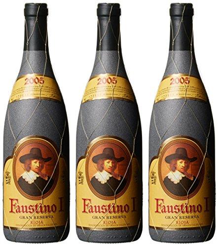 Faustino-I-Gran-Reserva-Rioja-Vinos-Tempranillo-2005-Trocken-3-x-075-l