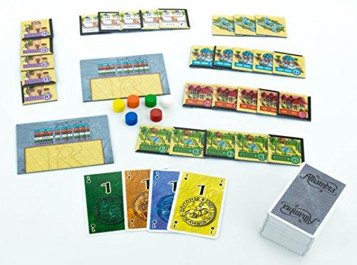 Der-Palast-von-Alhambra-Spiel-des-Jahres-2003-Fr-2-6-Spieler-ab-8-Jahren