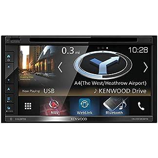 Kenwood-Electronics-DNX5180DABS-200W-Bluetooth-Schwarz-Auto-Media-Receiver-Schwarz-2-DIN-200-W-50-W-2402-248-Hz-Android-iOS