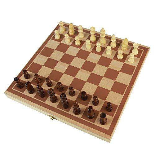 schachspiel holz einklappbar schachbrett p dagogische. Black Bedroom Furniture Sets. Home Design Ideas