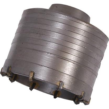 Silverline-947605-Hartmetall-Bohrkrone-100-mm