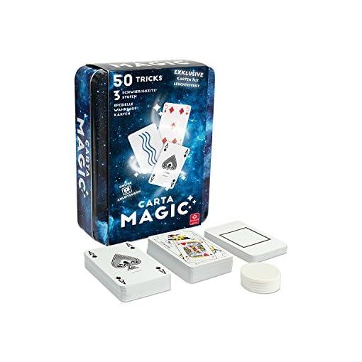 Cartamundi-22567073-Carta-Magic-50-Tricks-Kartenspiel