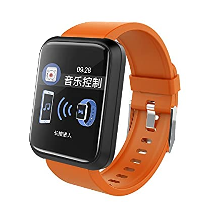 Berrose-Stylische-Smart-Uhr-Sport-Watch-Herzfrequenz-Blutdruckmessgert-Wasserdichtes-Armband-automatische-Messung-des-Herzfrequenz-Blutdrucks-Schlafberwachung-Bewegungs-Trinkerinnerung
