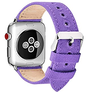 Fullmosa-Kompatibel-Apple-Watch-Armband-in-8-Farben-Leinwand-Canvas-NATO-Style-fr-iWatch-Armband-Series-4-40mm-44mm-Series-3-38mm-42mm-Series-2-Series-1