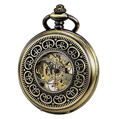 TREEWETO-taschenuhr-mit-kette-herren-bronze-rmische-ziffern-retro-uhr-graviert-gehuse-taschenuhren-mechanisch-pocket-watch