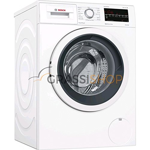 Bosch-Serie-6-wat24439it-freistehend-geladen-vorne-9-kg-1200-Umin-A-Wei-Waschmaschine