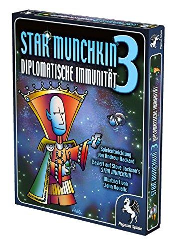 Pegasus-Spiele-17166G-Star-Munchkin-3-Diplomatische-Immunitt