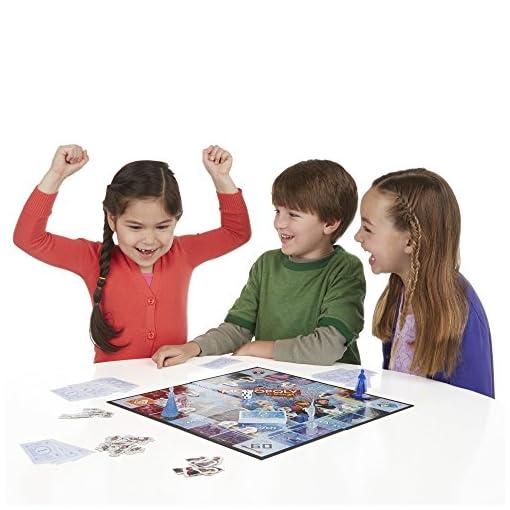 Hasbro-Spiele-B2247100-Disney-Die-Eisknigin-Monopoly-Junior-Familienspiel