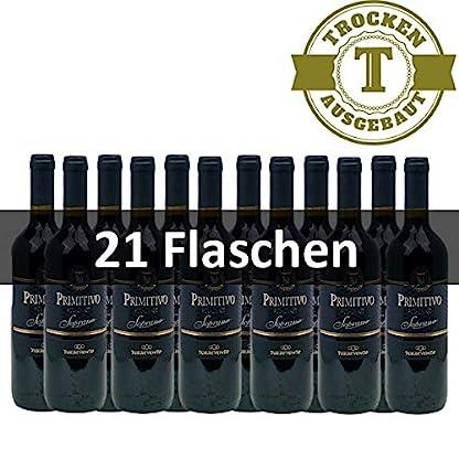 Rotwein-Italien-Primitivo-Puglia-IGT-Soprano-trocken-21x075L