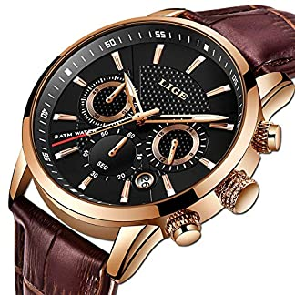 LIGE-Armbanduhr-LG9866F