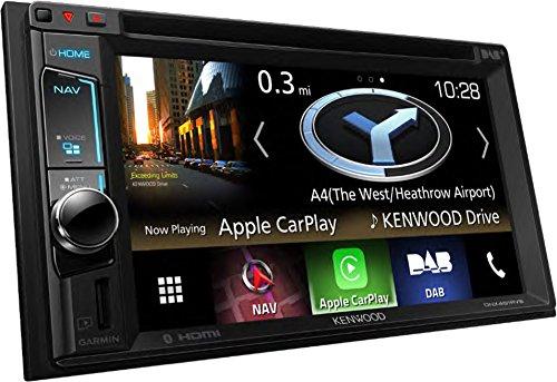Kenwood-Navigationssystem-DNX451RVS