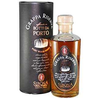 SIBONA-Grappa-Botti-da-Porto-Port-Wood-in-einer-hbschen-Geschenkdose