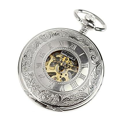 INFANTRY-px-012-s–Taschenuhr-Armband-aus-Edelstahl-Farbe-Silber
