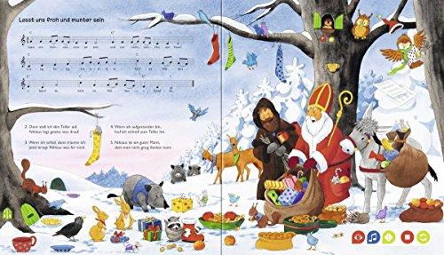 Ravensburger-tiptoi-Weihnachten-Musik-Kinder-Lieder-Buch-Meine-schnsten-Weihnachtslieder-Kinderlieder-Wimmel-Weltkarte