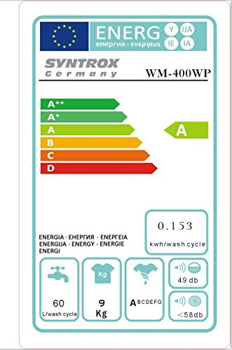 Syntrox-Germany-A-9-Kg-Waschmaschine-mit-Pumpe-und-Schleuder-Campingwaschmaschine-Mini-Waschmaschine