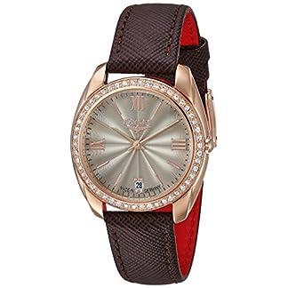 Elysee-Damen-Armbanduhr-Diana-Quarz-Datumsanzeige