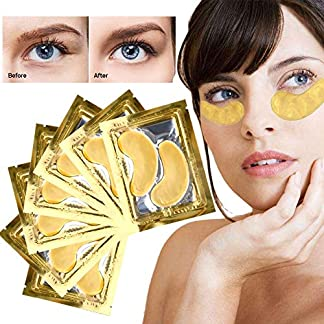 24K-Gold-Eye-Masks-Anti-Aging-Collagen-Eye-Masks-Hyaluronic-acid-Eye-Pads-Hydrogel-Under-Eye-Treatment-Mask-Great-For-Moisturizing-Brightens-Reducing-Wrinkles-Dark-Circles-Eye-Bags-and-Puffiness