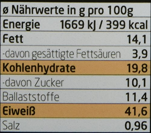 Layenberger LowCarb.one Protein Müsli Ananas Maracuja, 3er Pack (3 x 560 g)