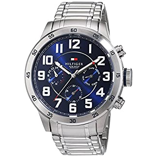 Tommy-Hilfiger-Herren-Armbanduhr