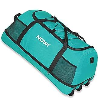 NOWI-XXL-3-Rollen-Reisetasche-platzsparend-81-cm-mit-Dehnfalte