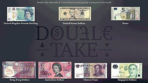 Double-Take-EURO-by-Jason-Knowles-Magie-mit-Tuch-Zaubertricks-und-Magie