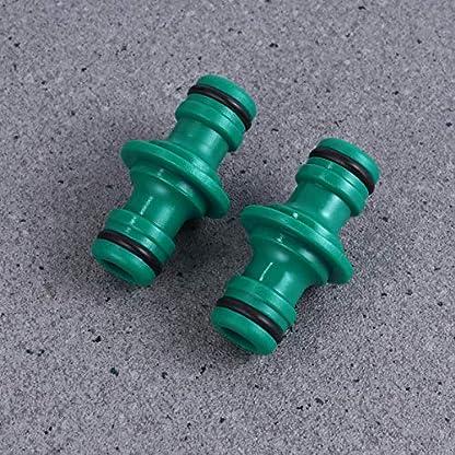 OUNONA-2-Stck-12-Zoll-Gartenschlauch-Kupplung-Schnellkupplung