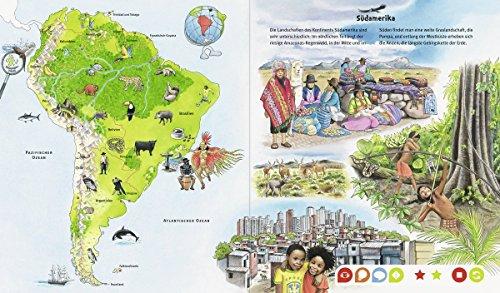Ravensburger-tiptoi–Buch-Atlas-Mein-groer-Weltatlas-Kinder-Wimmel-Weltkarte-Lnder-Tiere-Kontinente
