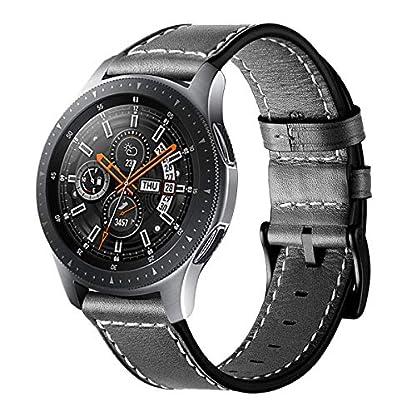 Circle-fr-Samsung-Galaxy-Watch-Armband22mm-Lederarmband-Edelstahl-Verschluss-Ersatzarmband-fr-46mm-Samsung-Galaxy-Watch-SM-800-SM-R805