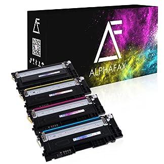 4-Toner-kompatibel-fr-Samsung-CLP-360-N-ND-Series-365-W-CLX-3300-3305-FN-FW-W-Series-Xpress-C410-C460-FW-W-Series-CLT-K406S-C406S-M406S-Y406S-Schwarz-1500-Seiten-Color-je-1000-Seiten