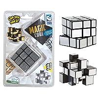 Clown-0896001-Magic-Puzzle-Cube-Silver