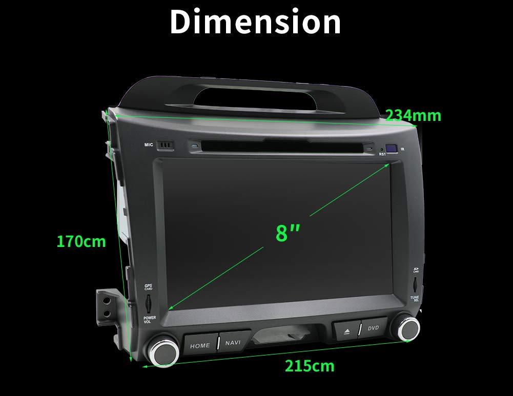 Kapazitativer-Kfz-Touchscreen-fr-Einbau-Haupteinheit-8-Zoll-203-cm-Android-71-GPS-Video-DVD-Player-Autoradio-Elektronik-CD-MP3-MP4-Autoradio-Multimedia