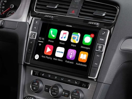 Alpine-Style-i902D-G7-Golf-7-Autoradio