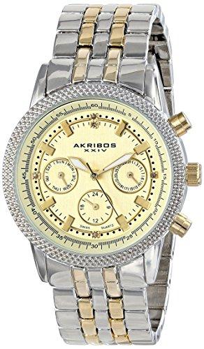Akribos-XXIV-AK722TTG-Armbanduhr-AK722TTG