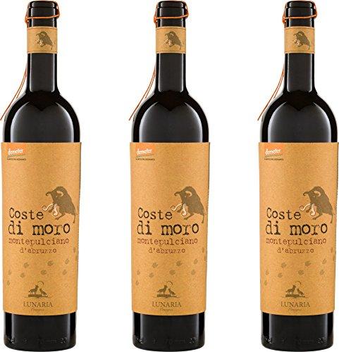 Olearia-Vinicola-Orsogna-Montepulciano-Coste-di-Moro-DOC-2013-Lunaria-Trocken-3-x-075-l