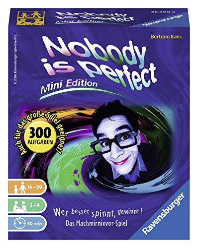 Ravensburger-26700-Nobody-is-perfect–Mini-Edition