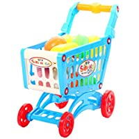 PREMIUM-Einkaufswagen-fr-Kinder-mit-viel-Inhalt-Supermarkt-Laden-Spiel
