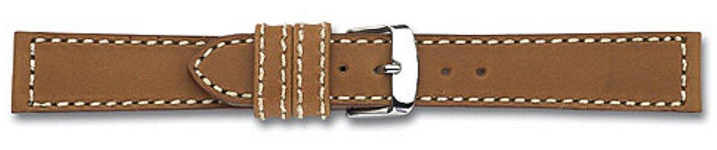 Eichmller-20mm-Leder-Armband-Braun-Edelstahl-Dornschliee-inklusive-Federstege