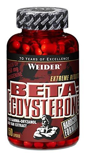Weider, Beta-Ecdysteron, 1er Pack (1x 150 Kapseln)