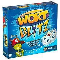 HCM-Kinzel-Wortblitz-Wissensspiel-Wortratespiel-Denkspiel-mit-Buchstabentornado-55117