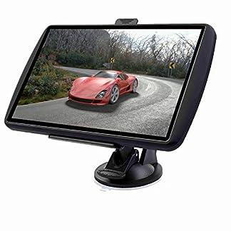 Aonerex-Navigationsgert-Auto-Navigation-GPS-7-Zoll-Touchscreen-Navigationsystem-mit-Lebenslangen-Kostenlosen-Kartenupdates-fr-52-Lndern-mit-Sprachfhrung-Mehrsprachig-fr-Auto-PKW-LKW-KFZ