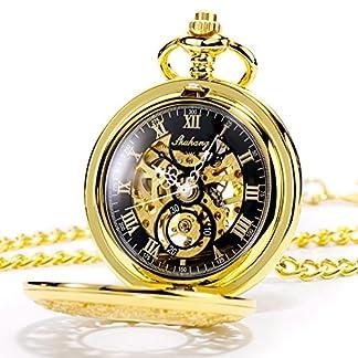 TREEWETO-taschenuhr-mit-kette-damen-gold-rmische-ziffern-retro-uhr-taschenuhren-mechanisch-pocket-watch