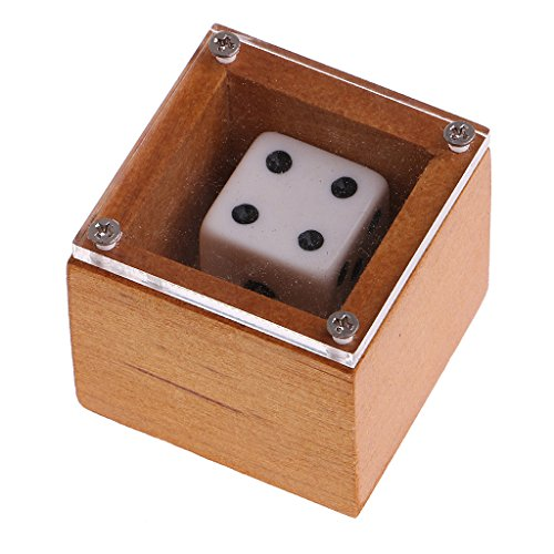 Homyl-Zaubertricks-Magische-Wrfelbox-inklWrfel-und-Box