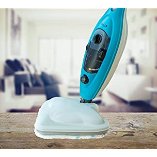 ELT-Aqua-Eco-Parry-Dampfreiniger-Dampfmop-1500-Watt-Dampfbesen-Steam-Cleaner-Steam-mop-Handdampfreiniger-Steamer