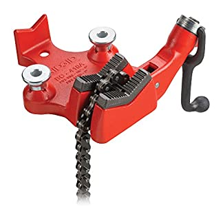 RIDGID-40195-Modell-BC-410-Kettenrohrschraubstock-mit-oberer-Schraube-Schraubstock-18-bis-4-6-bis-100-mm