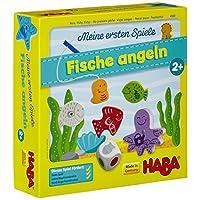 Haba-4983-Meine-ersten-Spiele-Fische-angeln-spannendes-Angelspiel-mit-bunten-Holzfiguren-Lernspiel-und-Holzspielzeug-ab-2-Jahren-Motorikspielzeug