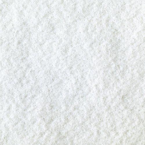 Filzplatte Bastelfilz weiss 30 x 45 cm x 2,0 mm