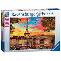 Ravensburger-Puzzle-The-Banks-of-The-Seine-1000-Teile