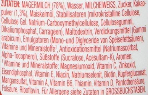 Slim Fast Fertiggetränk Schokolade, 3er Pack (3 x 325 ml)